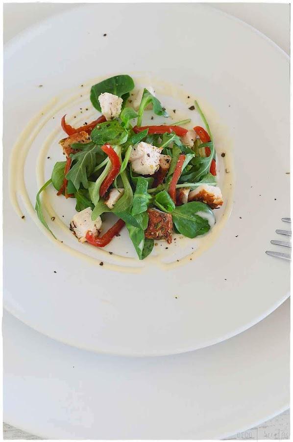 Tzatziki, la famosa salsa de pepino y yogur- Tzatziki griego- Cómo hacer Tzatziki- salsa de pepino y yogur griego Tzatziki- salsa de yogur griego