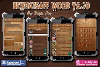 BEWhatsApp Wood v6.30