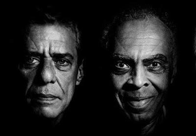 Chico Buarque e Gilberto Gil lançam nova versão do clássico Copo Vazio