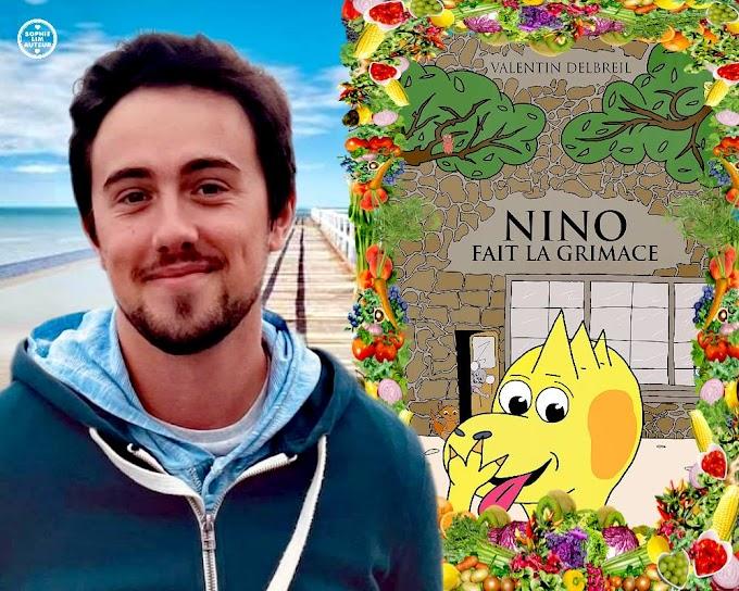 Avis de lecture : Nino fait la grimace, de VAD