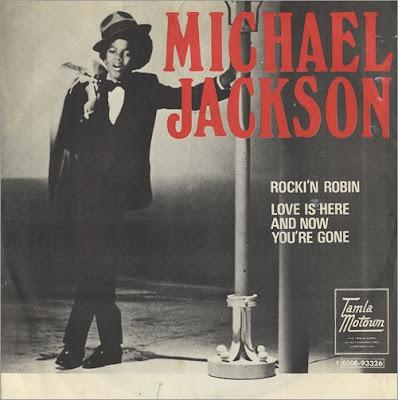 Michael Jackson / Rockin' Robin