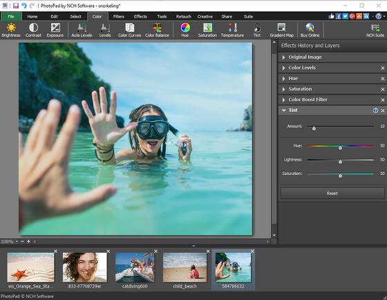 PhotoPad Image Editor 4.18 { Latest 2018 }