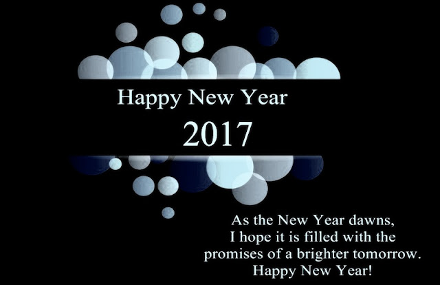 Quotes New Year Wishes 2017 : Happy new year wishes quotes images for facebook