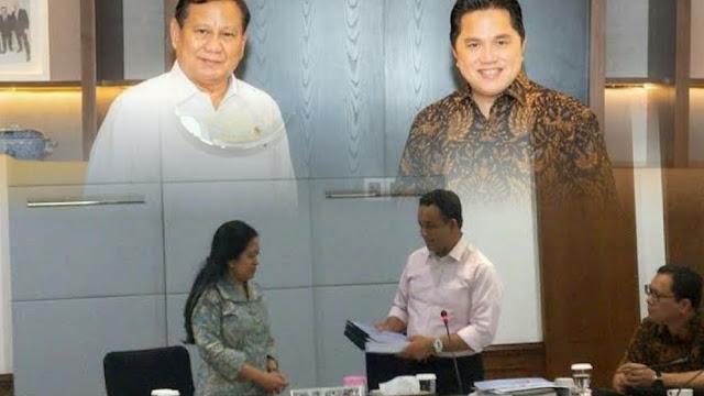 Penjodohan Prabowo-Etho dan Prediksi Menghadapi Duet Anies-Puan di Pilpres 2024