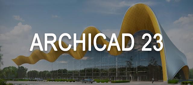 Archicad 23 apporte des améliorations aux outils de conception et introduit des processus de workflow de conception améliorés.