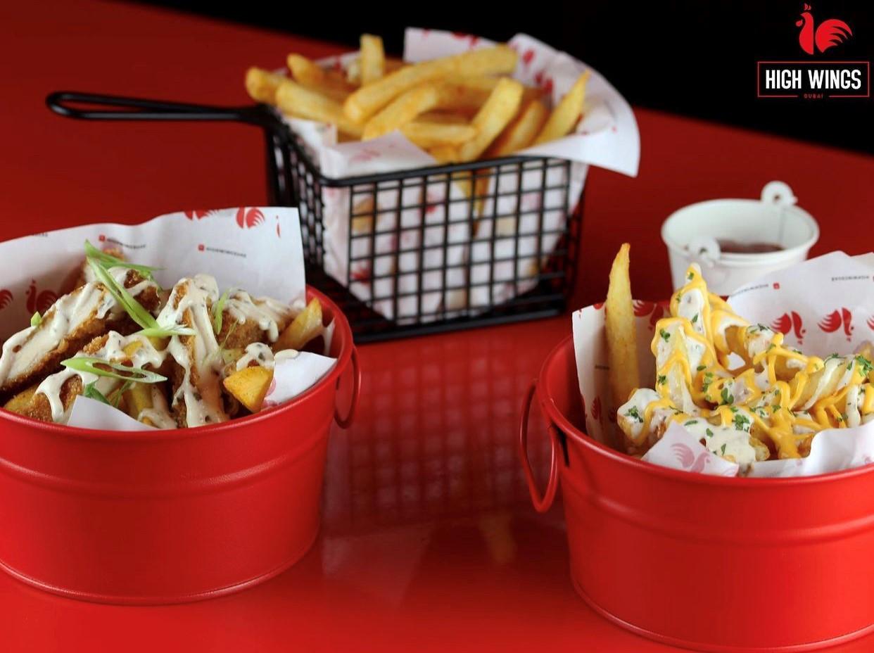 دبي تضم مطعم هاي وينجز High Wings الإماراتي لقائمة أشهر المطاعم