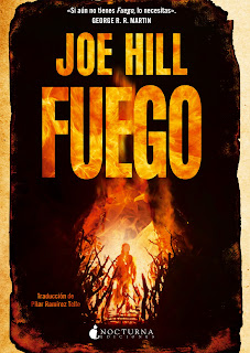 Fuego   Autor: Joe Hill
