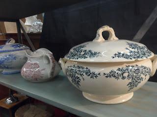 Porcelanas en el desembalaje de bilbao, Bilbao exhibition center, bilbao