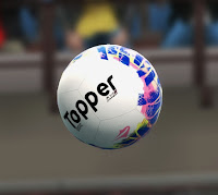 Preview Ball Topper Carbon KV 12 - Campeonato Carioca 2016 Pes 2013