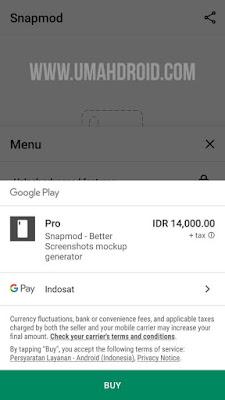Cara Bayar Google Play Store dengan Pulsa Operator