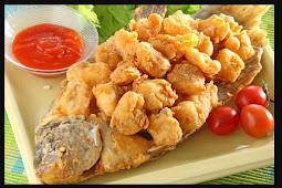Resep Fillet Gurame Goreng Tepung Praktis, lezat dan gurih