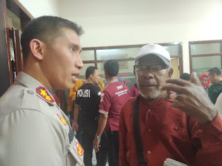 Warga Papua di Kabupaten Lumajang Dijamin Polres Aman