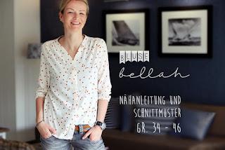 Bluse Bellah von Prülla