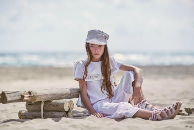 hortensia maeso traje marinero de comunion para niñas
