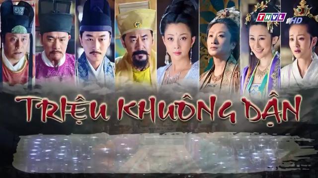 Triệu Khuông Dận Trọn Bộ Tập Cuối (Phim Trung Quốc THVL1 Lồng Tiếng)
