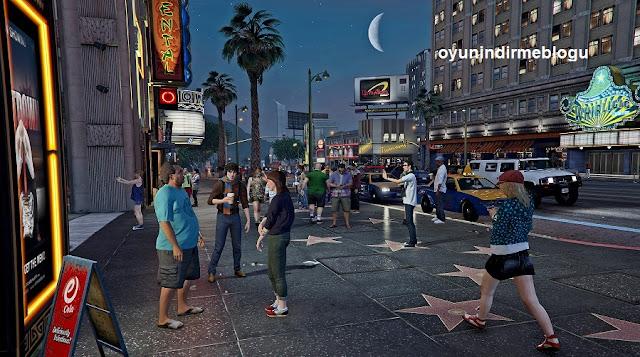 Grand Theft Auto 5 İndir