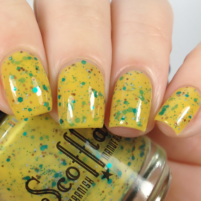 Scofflaw Nail Varnish-Existential Taxi Cab