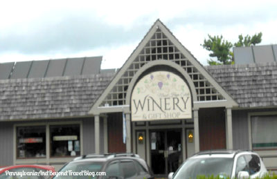 Mount Hope Estate Winery and Gift Shop in Lancaster Pennsylvania