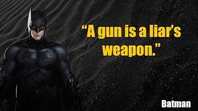 Batman quotes wallpaper