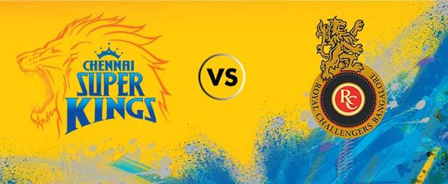 RCB vs CSK Dream11 Predictions & Betting Tips, IPL 2018 Today Match Predictions