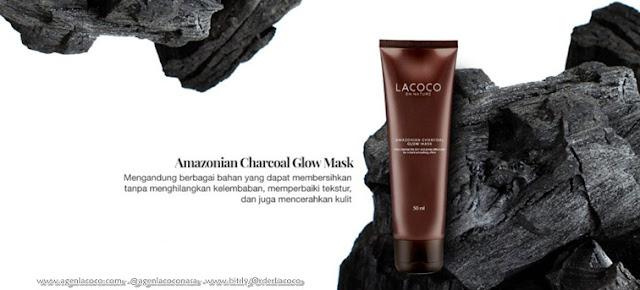 Masker ini membantu membersihkan kulit dan pori dengan efektif, dan menyerap minyak berlebih tanpa membuat kulit menjadi kering.