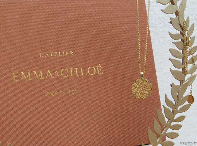 box bijoux emma chloe collier eros avis