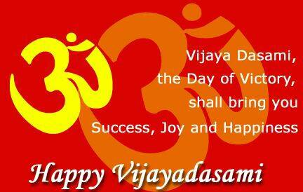 Vijayadashami Wishes Images