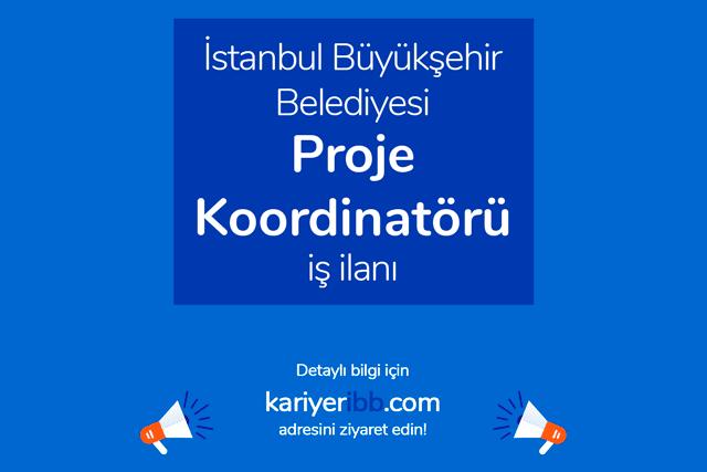İstanbul Büyükşehir Belediyesi, EuroVelo projesi için koordinatör alacak. Detaylar kariyeribb.com'da!