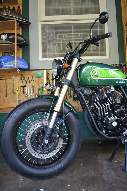 Yamaha Scorpio 2009 Neo Street Tracker, New Journey | Otoasia.Net Automotive update terbaru Motor dan Mobil Modifikasi