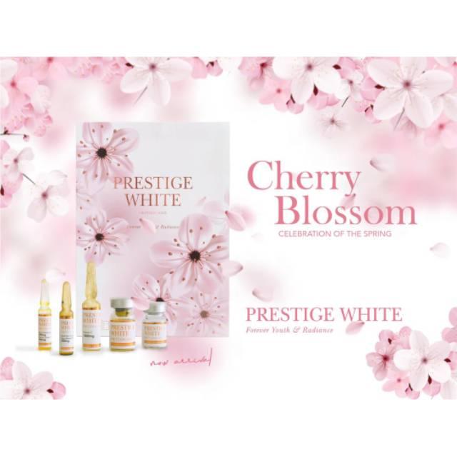 Prestige White Cherry Blossom