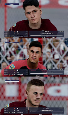 PES 2021 Facepack CA Lanus by Diegotatoosparapes