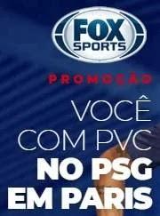 Cadastrar Promoção FOX Sports 2019 Assistir PSG Paris França