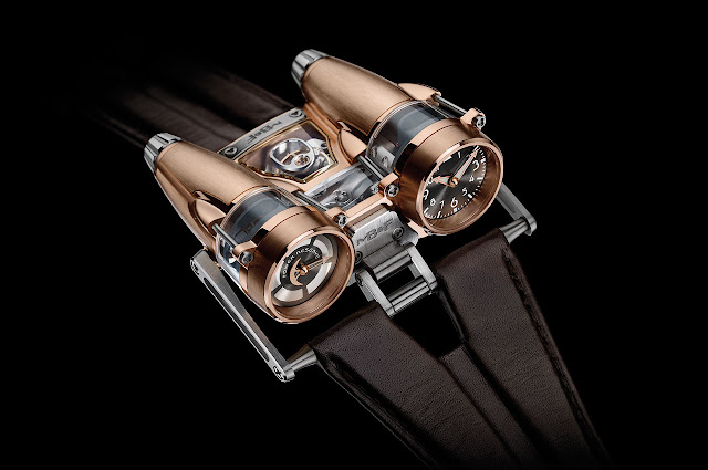MB & F HM4 Thunderbolt RT Watch