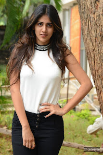 Chandini-Chowdary-Stills-At-Kundanapu-Bomma-Press-Meet