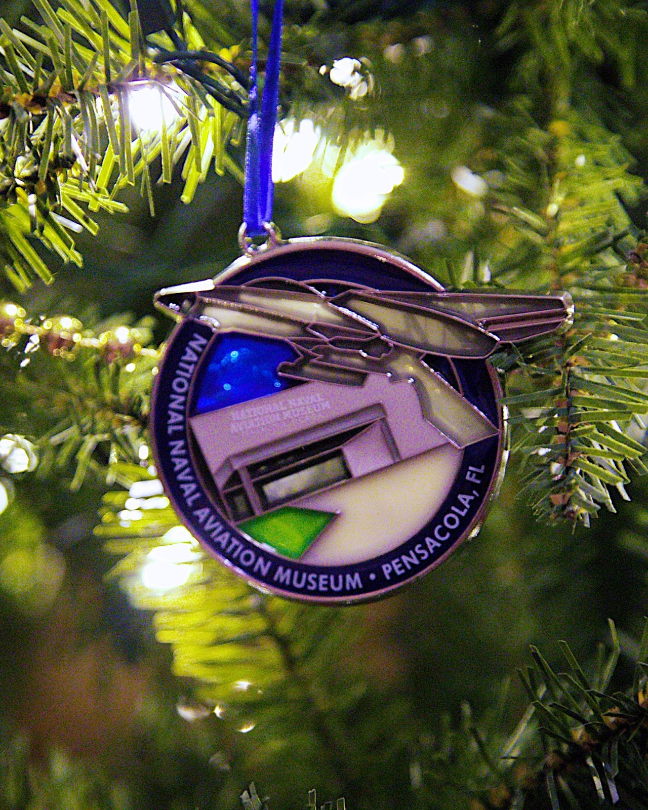 National Naval Aviation Museum Ornament