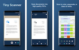تحميل تطبيق Tiny Scanner Pro PDF Doc Scan_4.0.2.apk لاجهزة الاندرويد