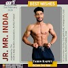 Jr Mr Indian 2020 | Indian Body Builders | Tarun Rajput | IBBF
