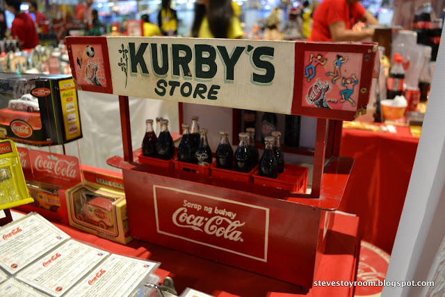 Coca Cola Memorabilia Toycon