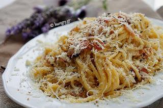 Κλασική Ιταλική Καρμπονάρα