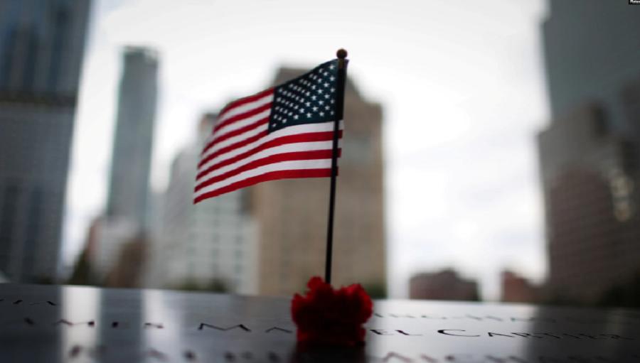 Una imagen actual de 2021 del memorial a los ataques del 11 de septiembre de 2021 en Nueva York, Estados Unidos / REUTERS
