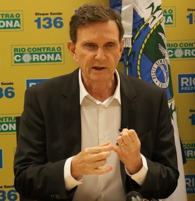 MP quer interromper flexibilização no Rio e multar Crivella por iniciativa