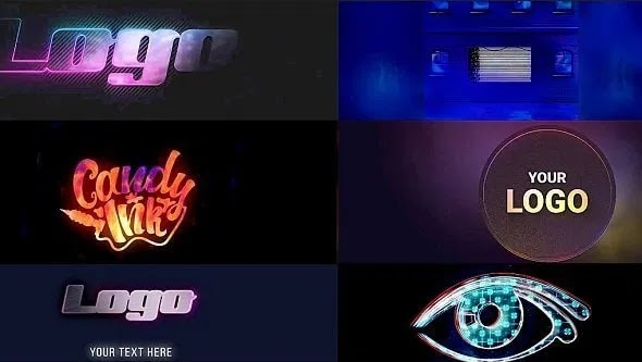 Neon After Effects Bundle 9 For After Effects