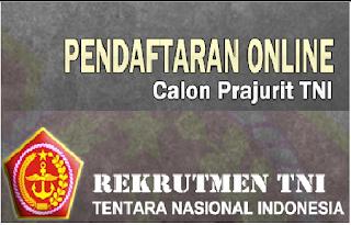 Rekrutmen TNI Tentara Nasional Indonesia