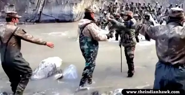 India-China border: Indian-chinese forces clash in ladakh, galwan valley