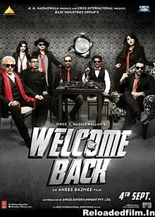 Welcome Back (2015) Full Movie Download 480p 720p 1080p