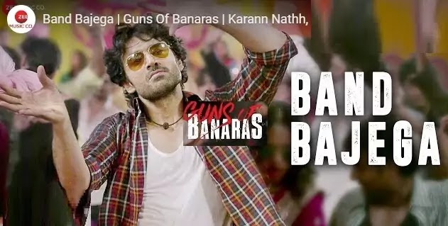 बैंड बजेगा Band Bajega Lyrics in hindi-Guns of Banaras