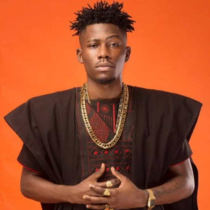 "Since 18years My Dad was murdered "" Ycee pays Tribute to his late father."