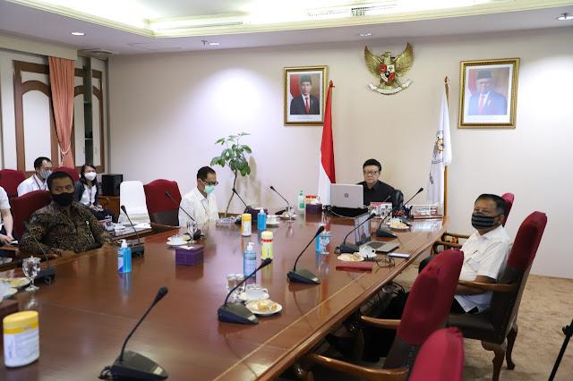 Kementerian PANRB, LAN, dan Pemprov Jabar Sepakat Bentuk Corporate University