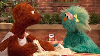 Sesame Street Episode 4304 Baby Bear Comes Clean, baby bear, rosita