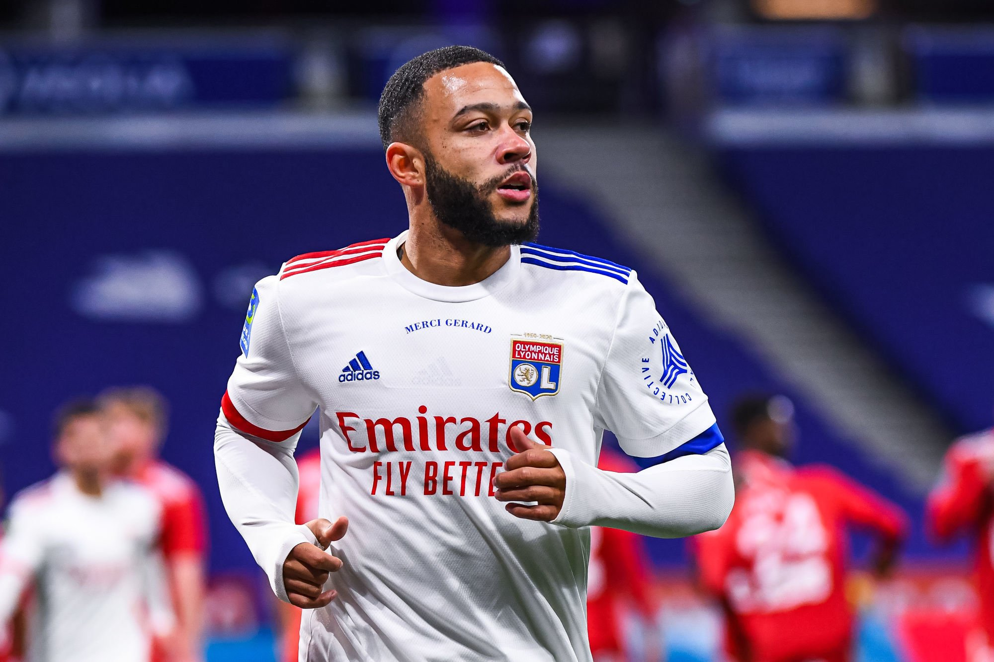 Memphis Depay will be aiming to help Lyon qualify Lyon for European football